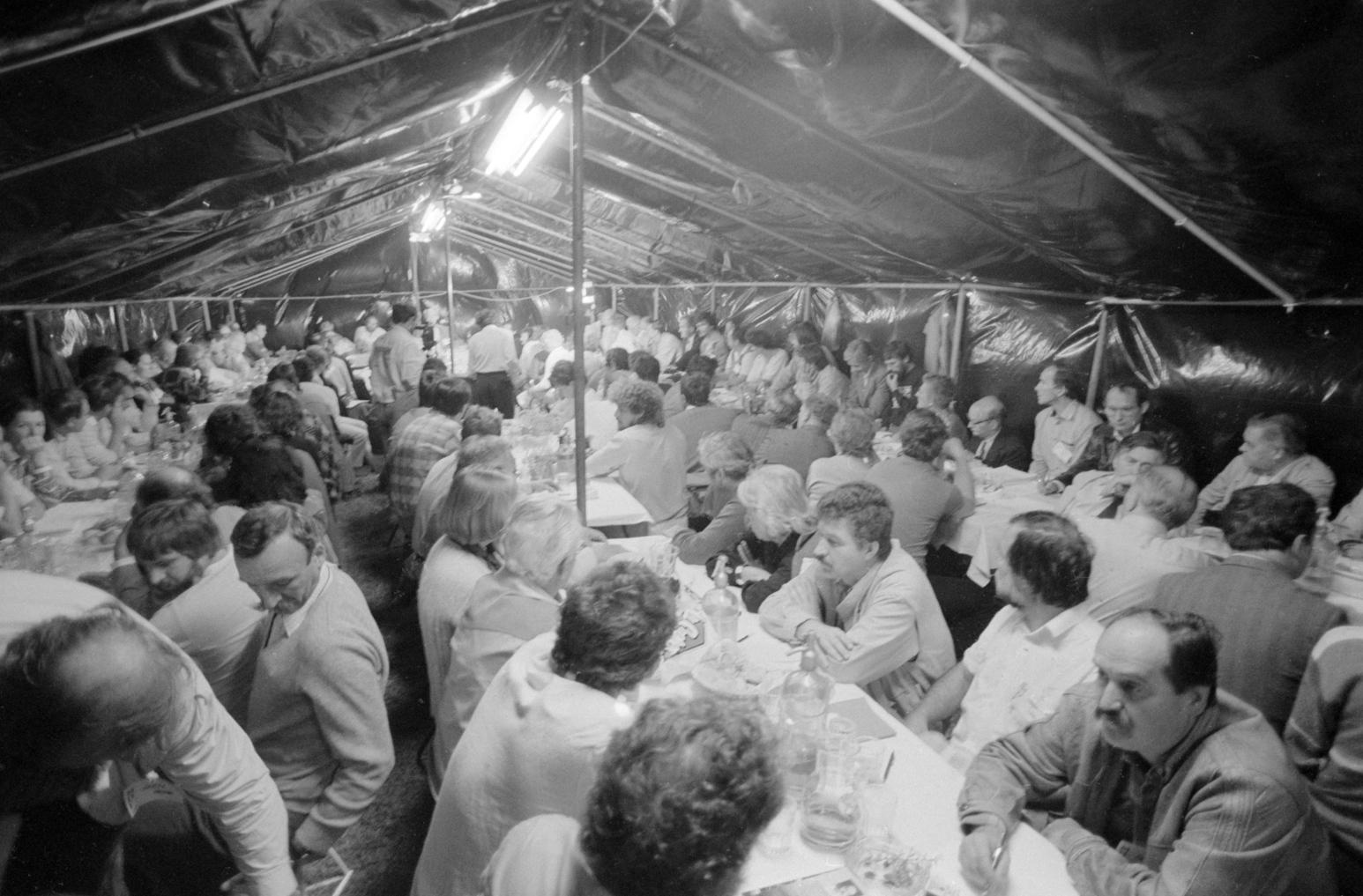 A lakiteleki találkozó, 1987. szeptember 3.