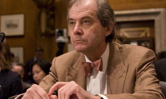 Mark Palmer, az USA budapesti nagykövete