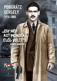 Pongrátz Gergely óriásplakáton, 2016