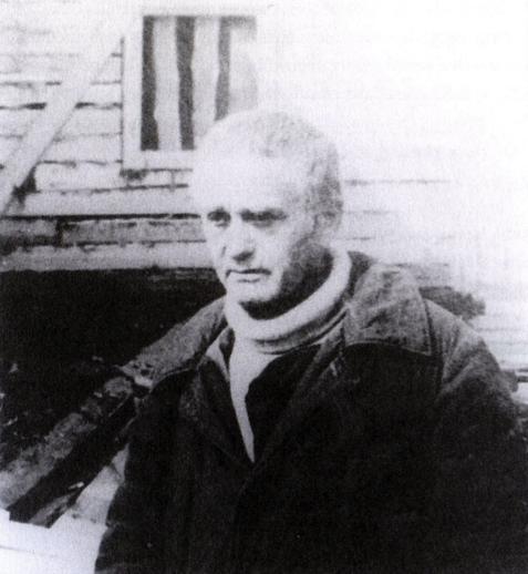 Jurij Orlov szabadulása után, 1986