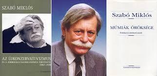 """Szabó Miklós: """"A visszavonulás, (…) nem a társadalmi önépítés része,  hanem az 57-es kapituláció folyománya."""""""