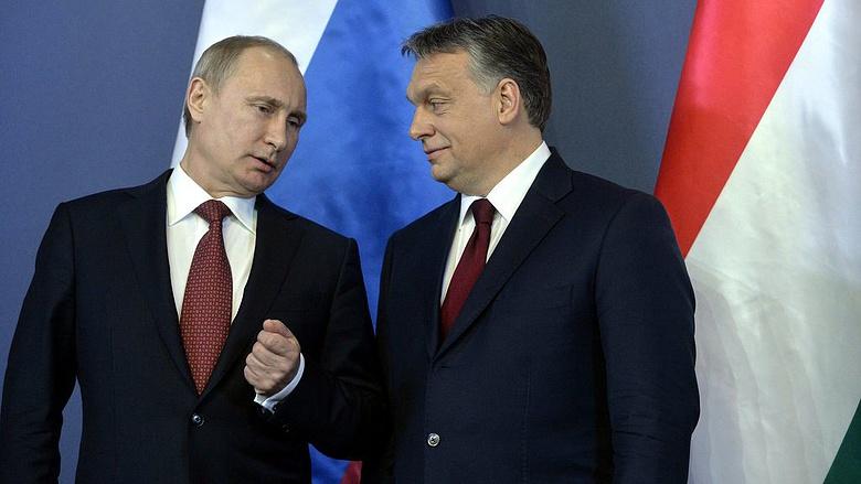 Putyin Orbán, két jó barát: a Moszkvai Helsinki Csoportot és a Magyar Helsinki Bizottságot mindketten  az ellenségüknek tekintik.