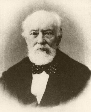 Kossuth Lajos 1883 körül