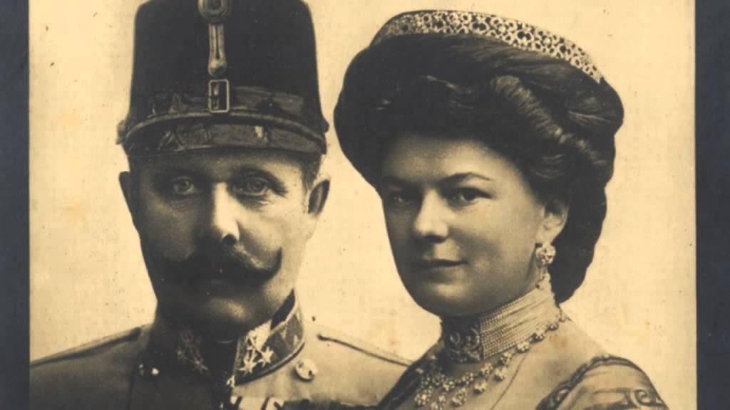 Ferenc Ferdinánd trónörökös és a felesége Lehet, hogy trónra lépése is végét jelentette volna a kettős monarchiának