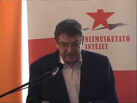 Markó György történettudós, a kommunizmus kutatója