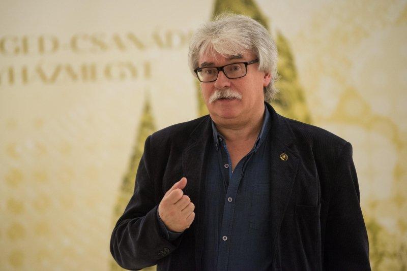 Szakály Sándor történész