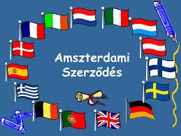 A magyar Alaptörvény és az Atyaúristen között  ott van még például az amsterdami szerződés (1997), amely a menkültügyet az Európai Unió  közös ügyévé nyilvánította