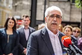 Győri Péter az ellenzéki pártok és a kerületi civil  szervezetek polgármesterjelöltje