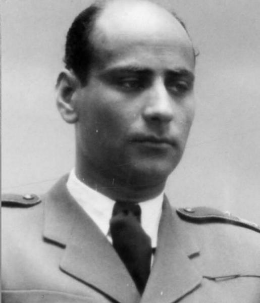 Kardos György, a katpol. tisztje