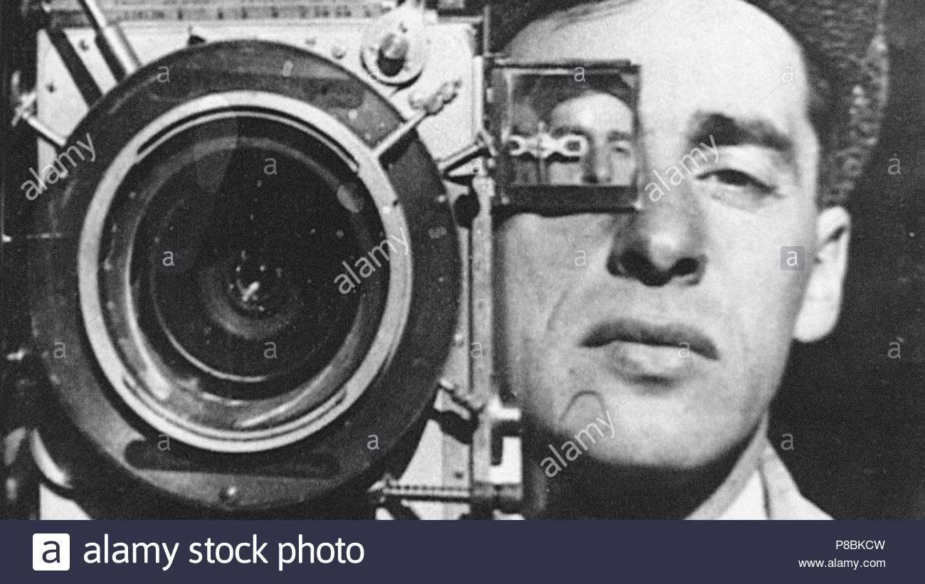 Dziga Vertov: Ember a felvevőgéppel