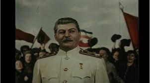 Berlin eleste, szovjet film. Berlin népe  üdvözli a nagy Sztálint
