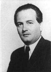 Barankovics István a Demokrata Néppárt főtitkára