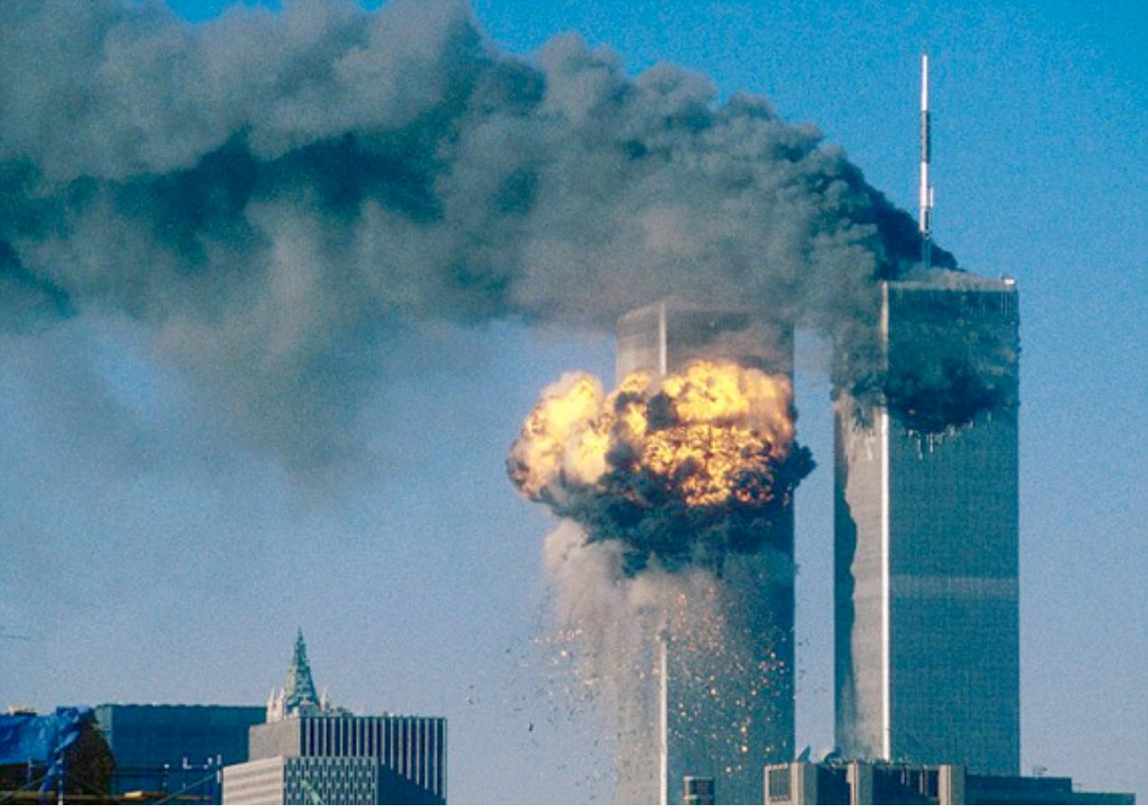 Terrortámadás a New York-i ikertornyok ellen, 2001. szeptember 11.