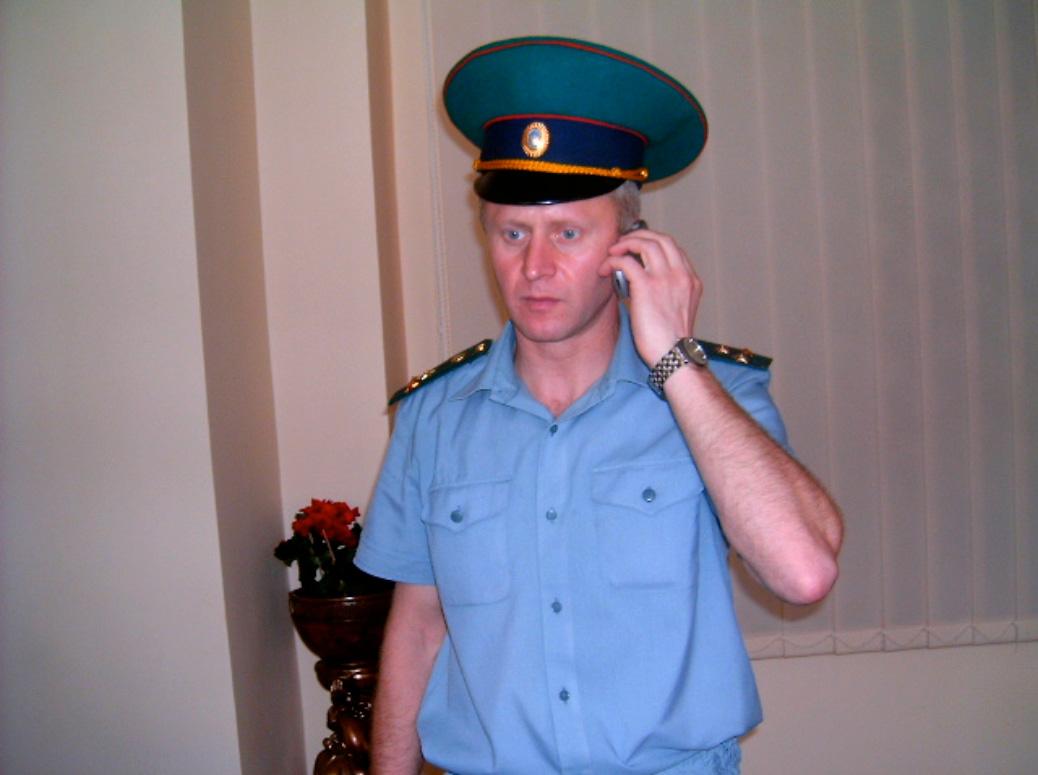 Az ukrán határőrség tisztje – még Putyin is  lehet belőle