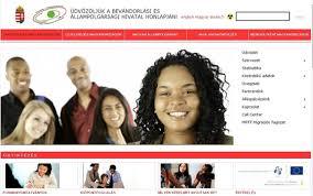 Tartózkodás Magyarországon Kép a Bevándorlási és Menekültügyi Hivatal honlapjáról
