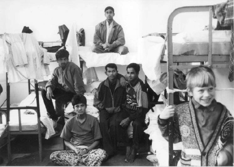Menedékkérők Debrecenben, 2004