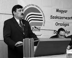 Nagy Sándor, az MSZOSZ elnöke átíratta a szakszervezete ingatlanvagyonát az általa alapított Frohburg Union részvénytársaságra. Erről is Eörsi János írt
