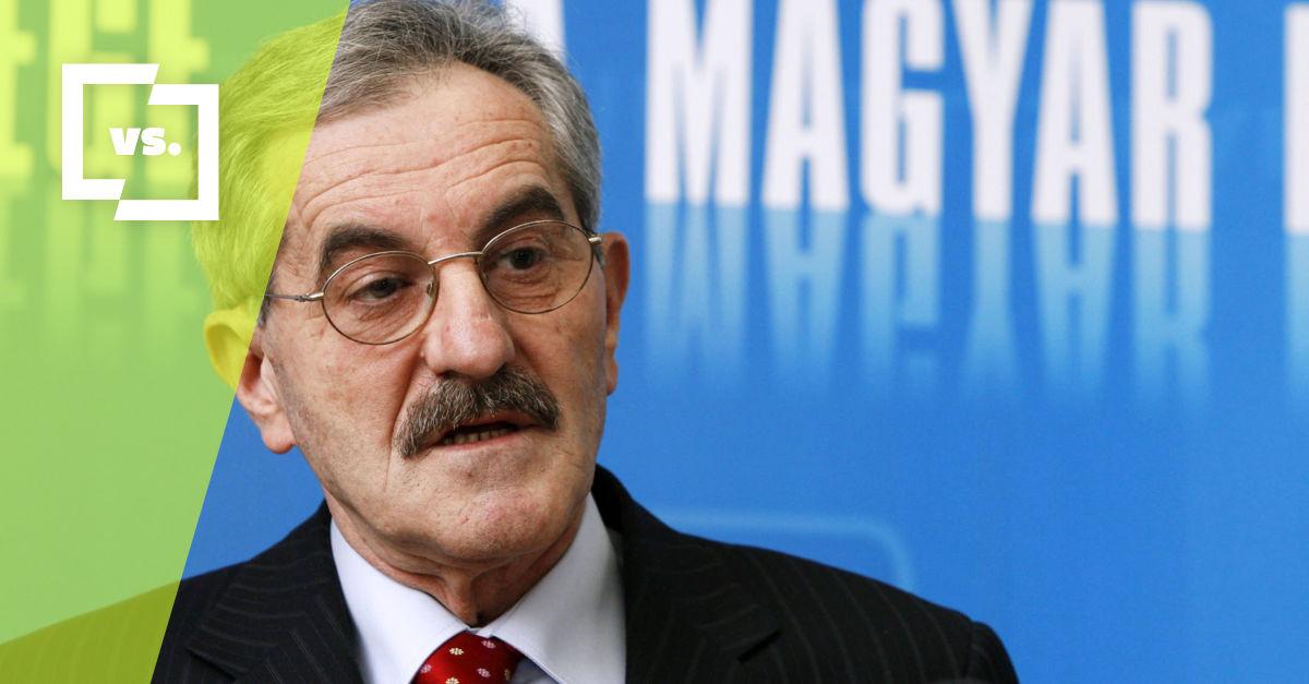 Dr. Molnár Lajos egészségügyi miniszter (1946–2015)