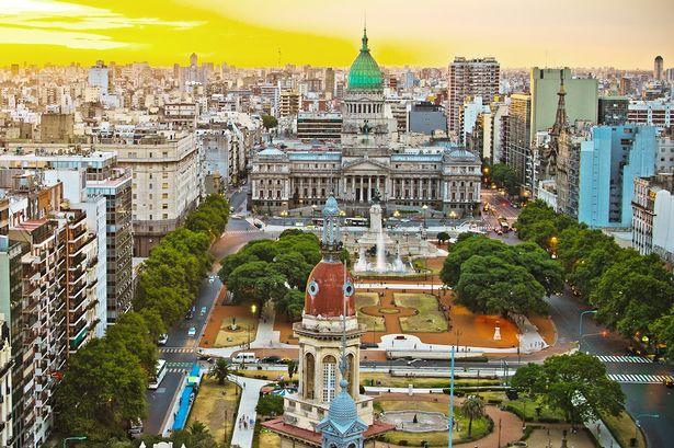 Buenos Aires, Jorge (István unokája) szülővárosa
