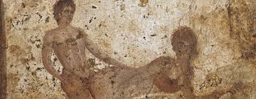 Falkép Pompeiből