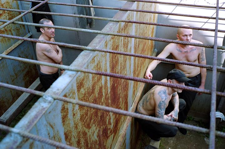 Oroszországi börtön, 2004.  (Fekete András felvétele)