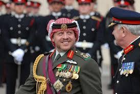 II. Abdullah, Jordánia királya, a jordán hadsereg főparancsnoka