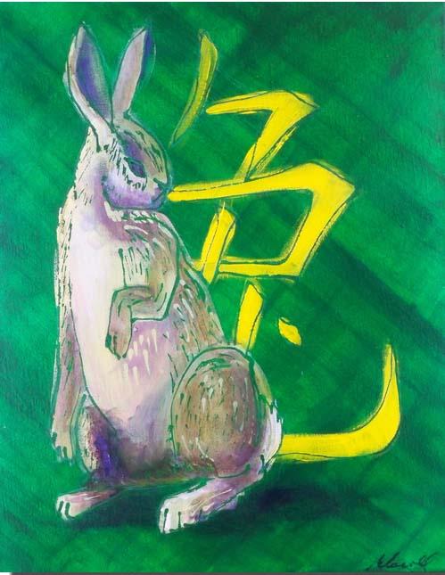Rabbits, Rabbits, Rabbits
