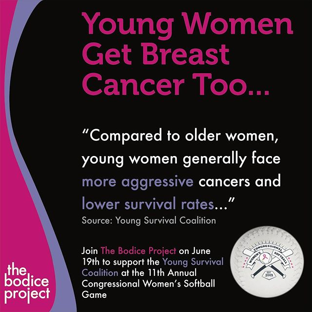 Young people with breast cancer go through incredibly unique challenges. @youngsurvivalcoalition understands these challenges and is dedicated to helping these young people.