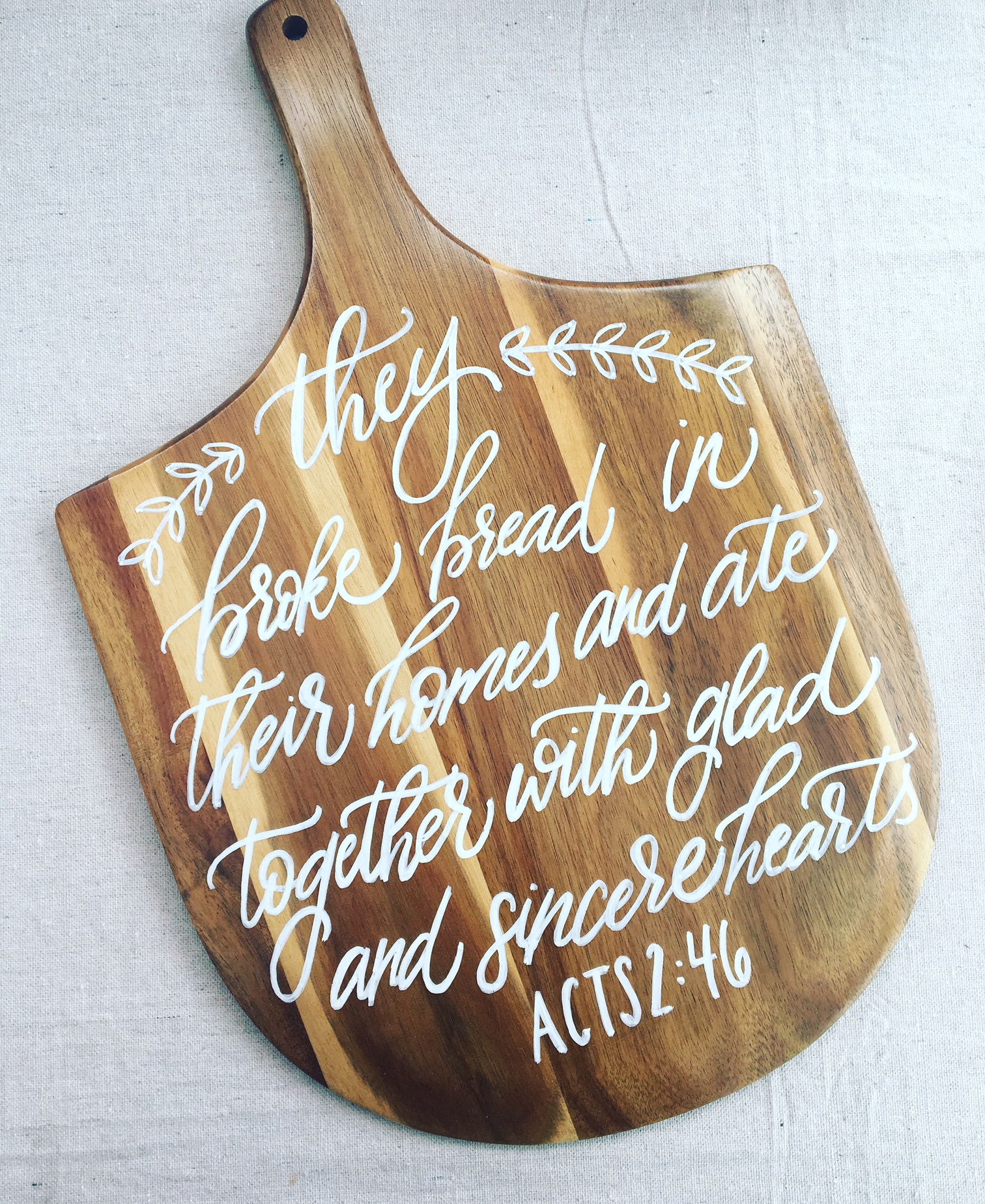 Lettered Bread Board.JPG