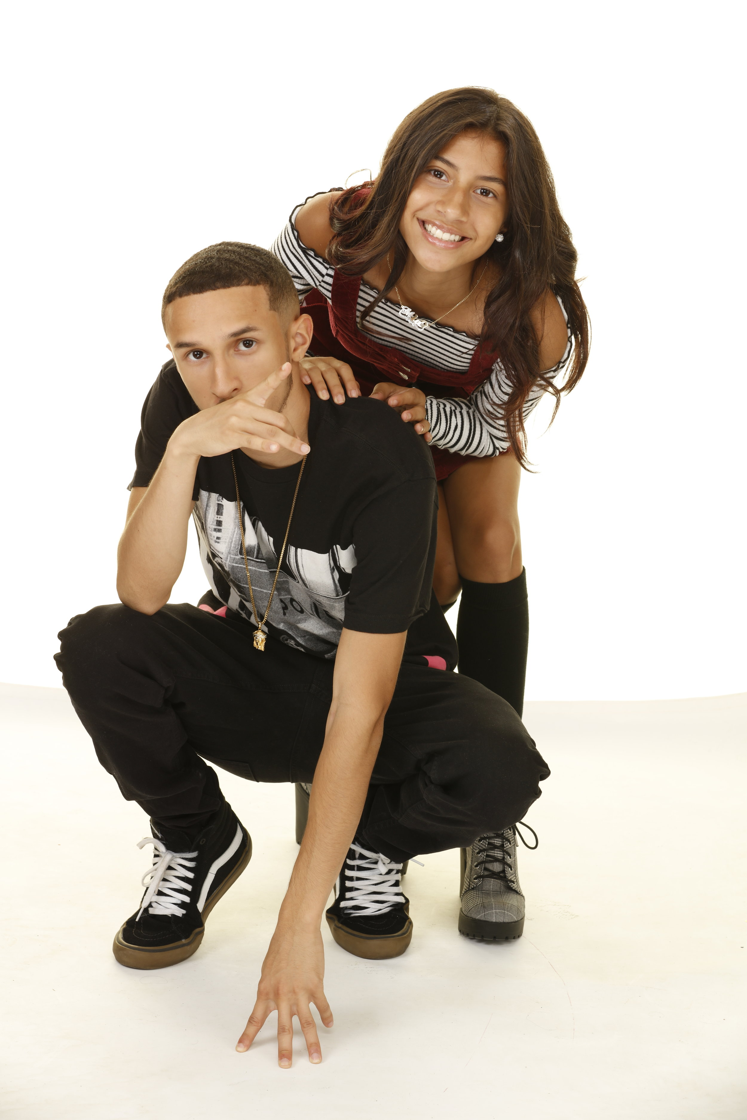 Devan & Mia