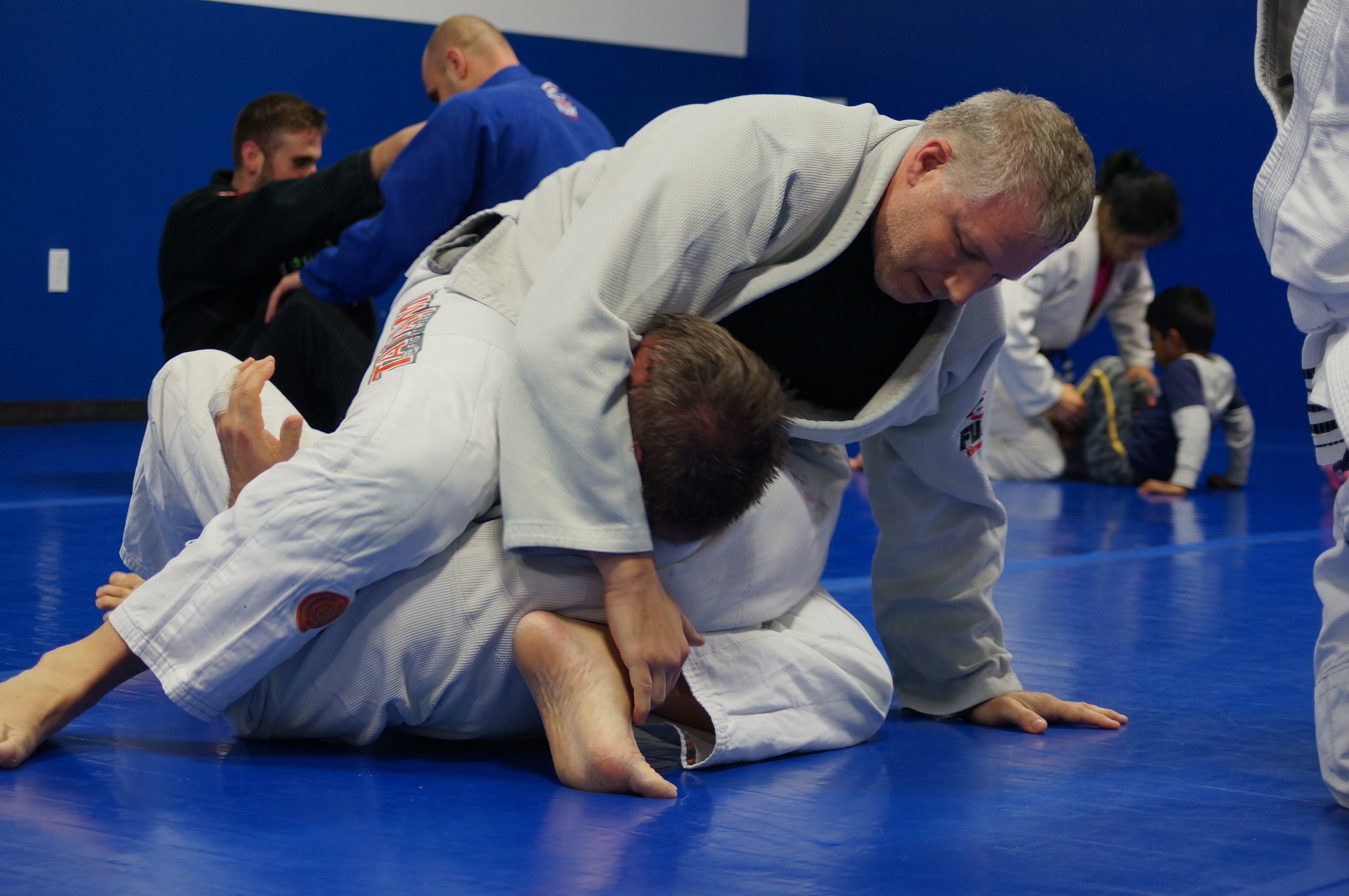 Adult Brazilian Jiu Jitsu Class in Brunswick, NY