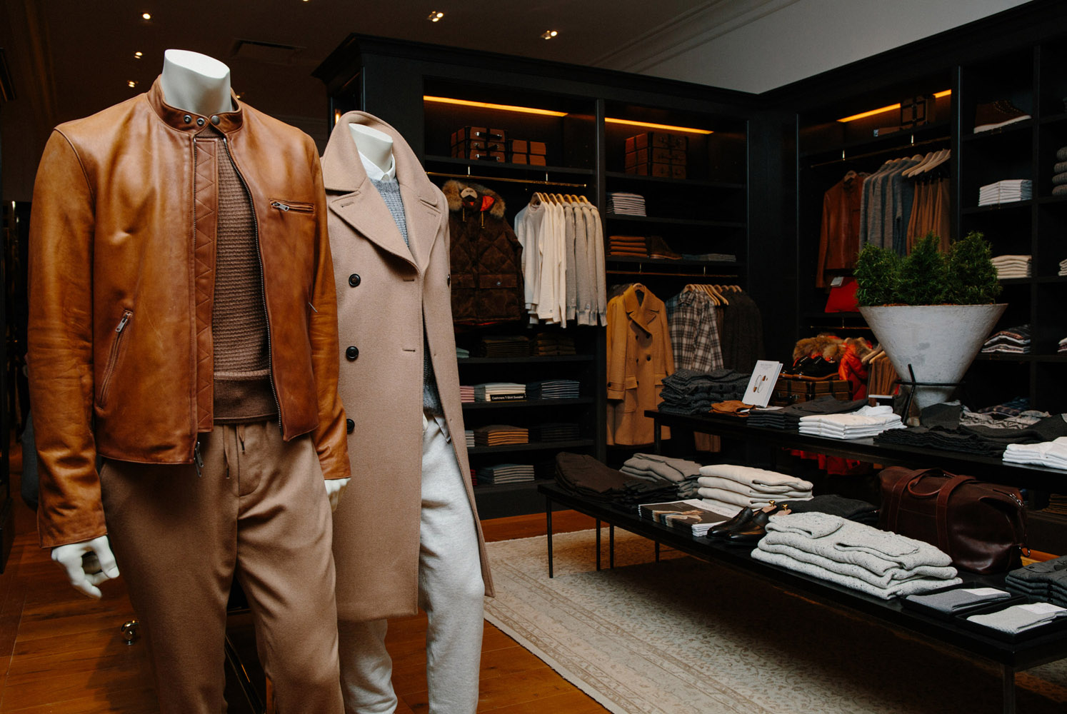Todd Snyder New York City Flagship
