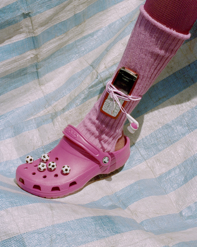 Crocs 'Out The Box' Campaign by Eleanor Hardwick