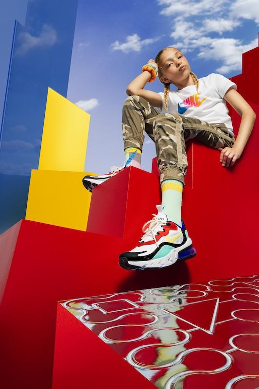 Nike Campaign by Hannah Diamond