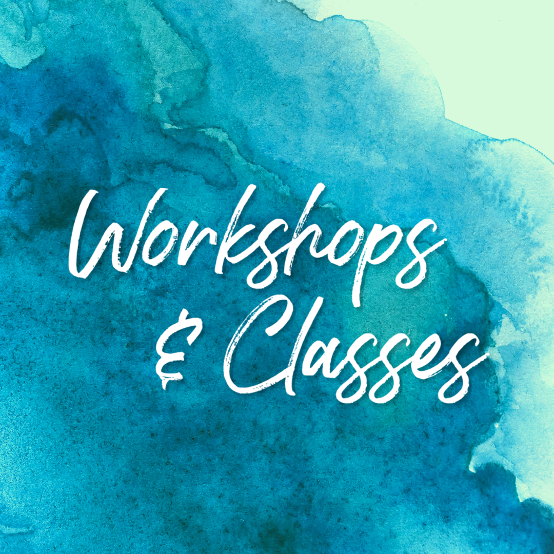 Watercolor workshops and classes by Lourdes Rosas Rasdall