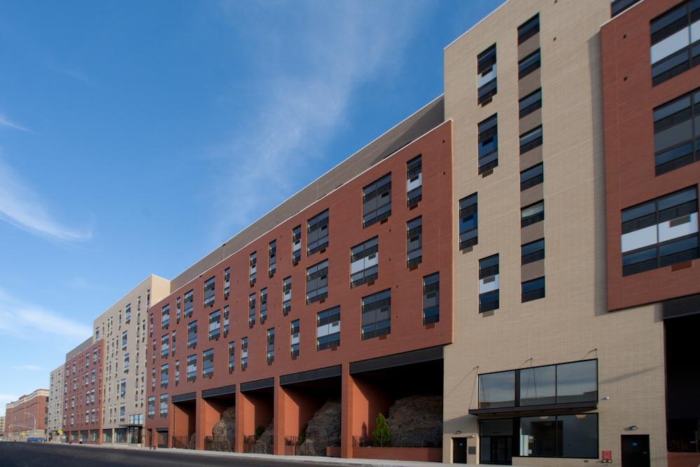 Roscoe Brown Apartments, Bronx NY