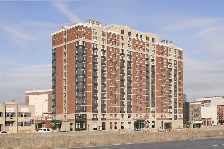 George T. Douris Tower, Queens NY
