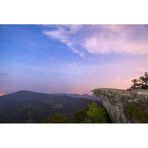 Thanks to all for making The Thru Project Book Pre-sale a success! Link in bio to visit the book sale page! -- McAfee Knob. Virginia. Mile: 707.4 -- #thethruproject #thethruprojectbook #appalachaintrail #thruhike #joshuanivenstudios #whiteblaze #thewandertrees #mcafee