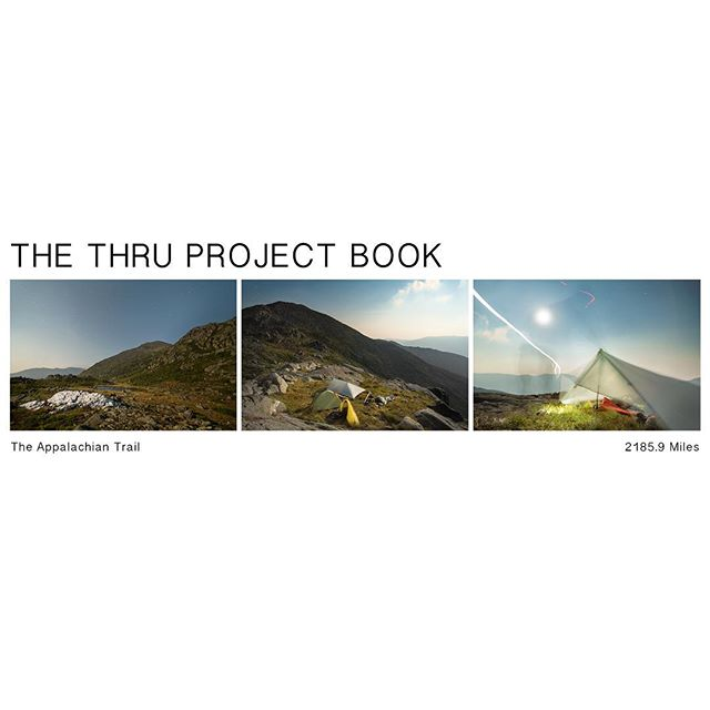"We had an amazing week launching the book! It has finally started to sink in that this mile stone has been reached! Thank you all for the support! To take advantage of The Thru Project Book Pre Sale Head over to www.thru-at.com, pre sale includes: - First Release Book (#'d & Signed) - 2 Limited Edition 8"" x 10"" Prints - 20% Off The Thru Project Store - Free (US) Shipping! ⚡️⚡️⚡️ #thethruproject #thethruprojectbook #appalachaintrail #thruhike #joshuanivenstudios #whiteblaze"