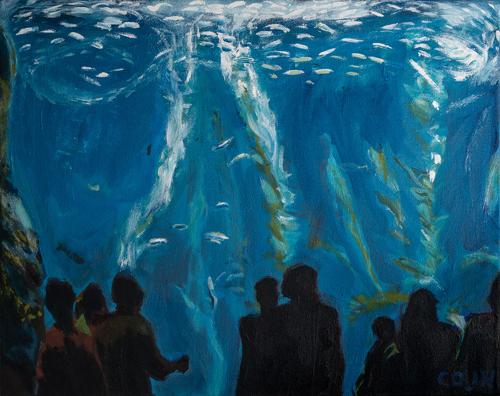 Watching the Sardines Dance