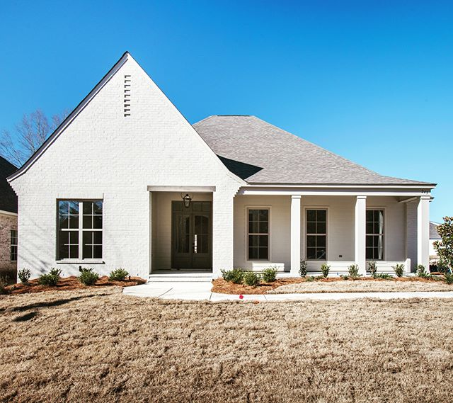 243 Central Ave 39157 |  New Construction  available at Olde Maple our boutique development in the Olde Town District of Ridgeland, MS. 4 bed 3.5 bath. #porticohomes #forsale #home #ridgelandms