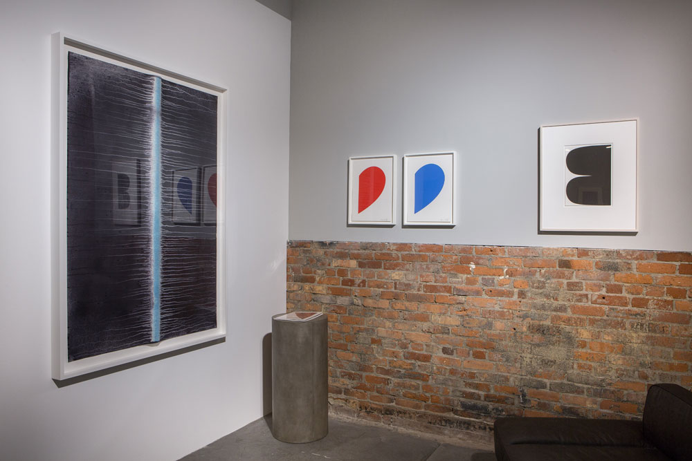 """Minimal Mostly,"" installation view, 2017"