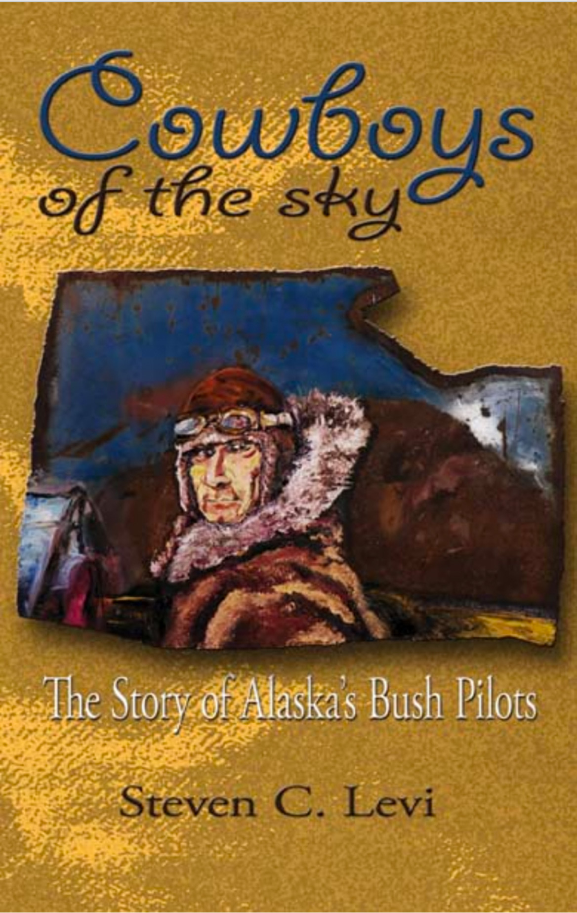 Book cover: Cowboys of the Sky