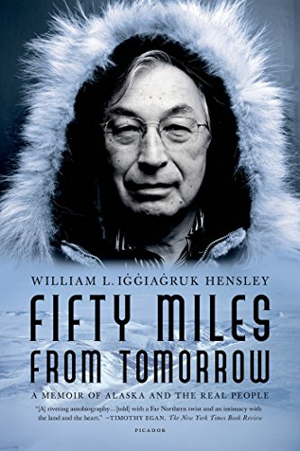 Book cover: Fifty Miles from Tomorrow
