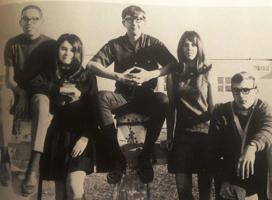 West High School Class of '69 Class Officers