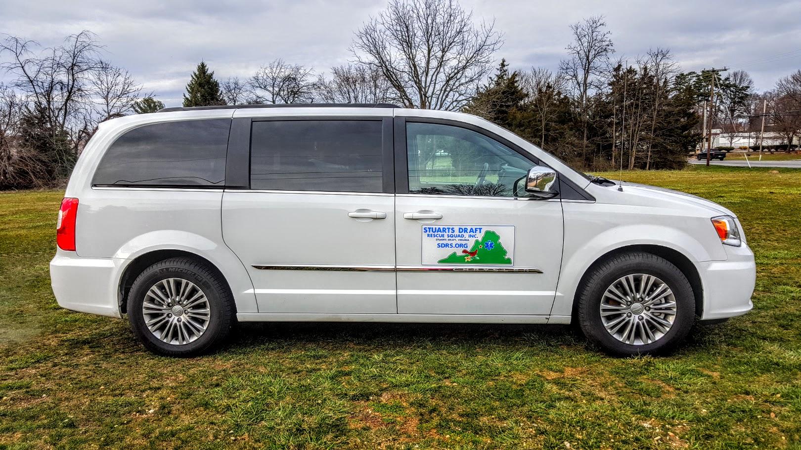 Minivan (Non-Emergency, General Transportation)