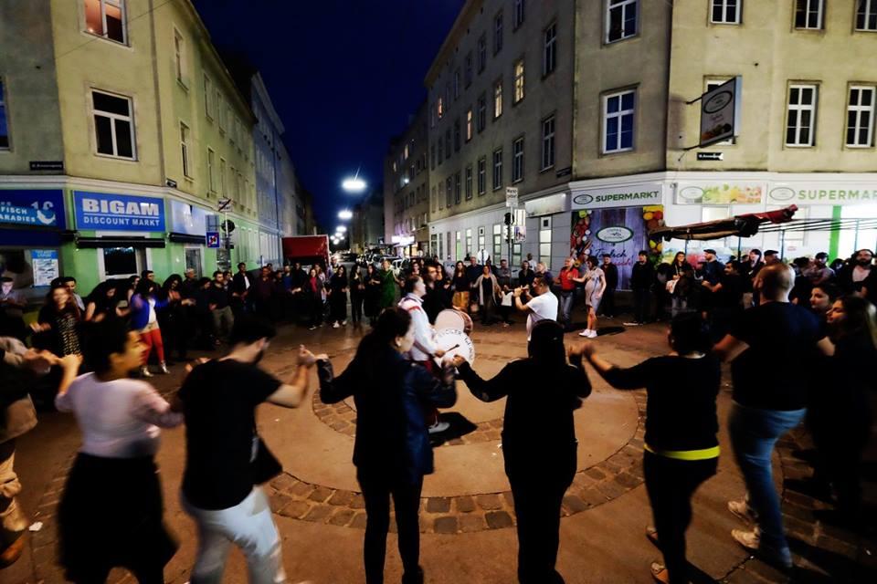 Foto: Brunnenpassage Wien