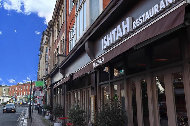 Remember the good times. Great food and service @ishtahlondon 🥰 #finchleycentral #london #turkishfood