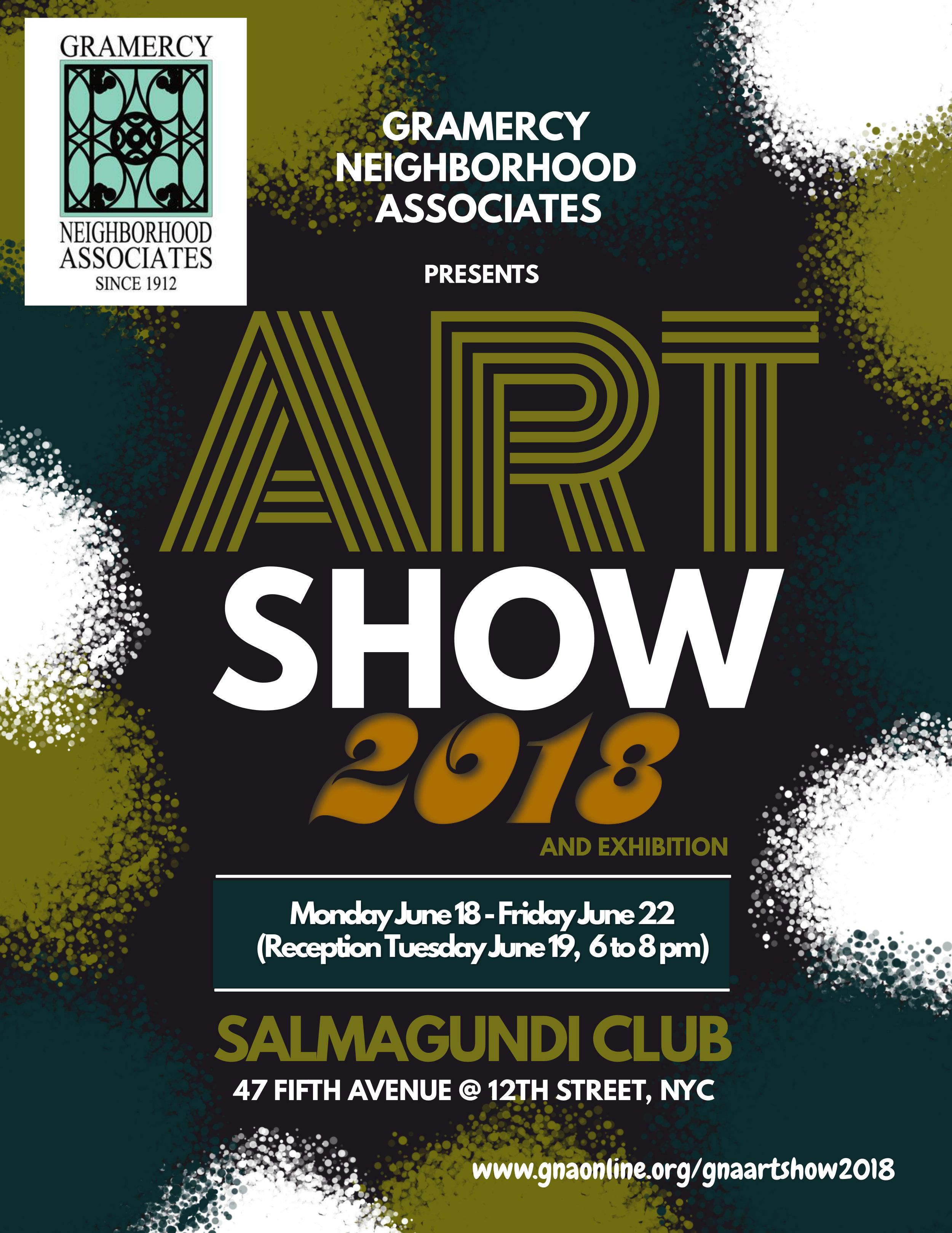 GNA Art Show 2018