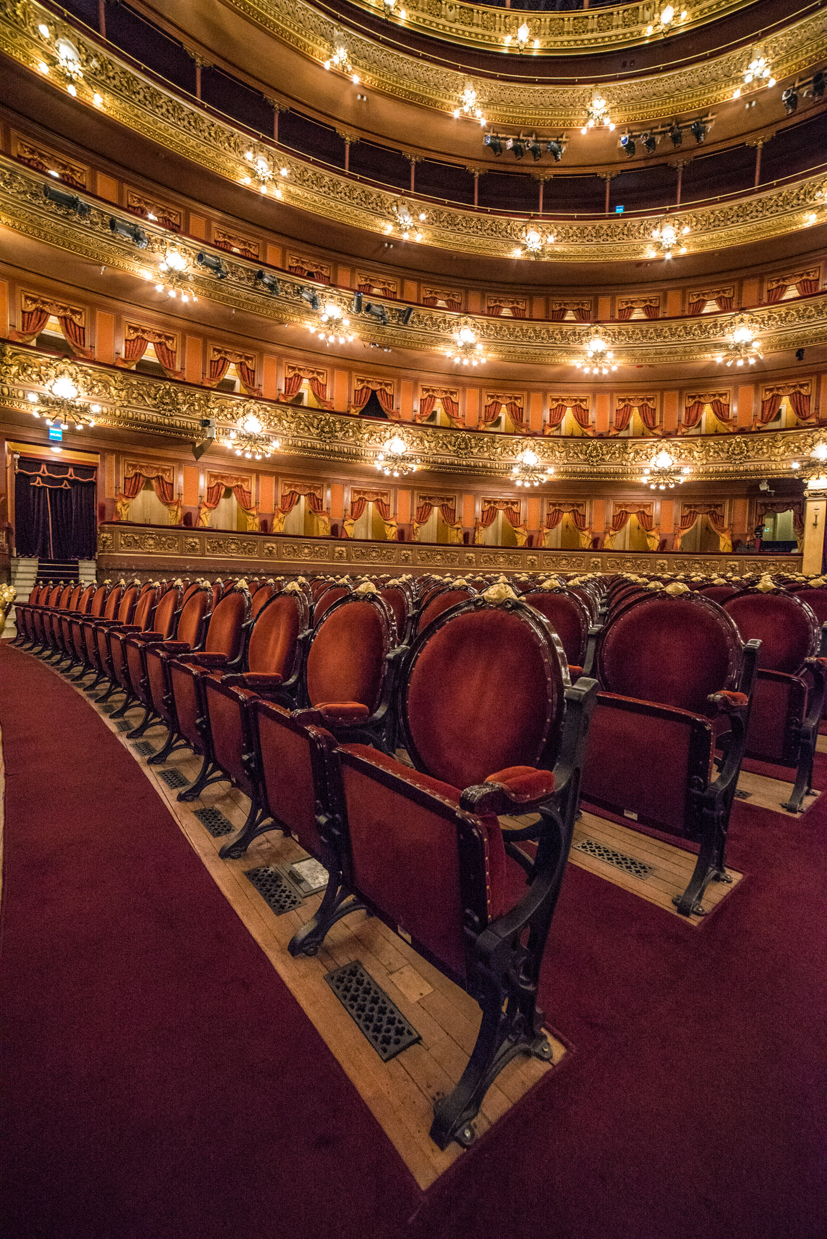 Teatro Colon Chairs